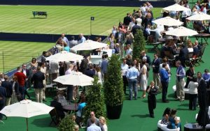 Aegon Roof Terrace 2017 tennis Tickets hospitality tickets