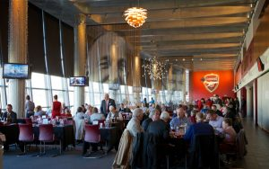 arsenal hospitality tickets premier league football 2017