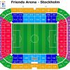 UEFA Europa finals 2017 tickets friends arena stockholm